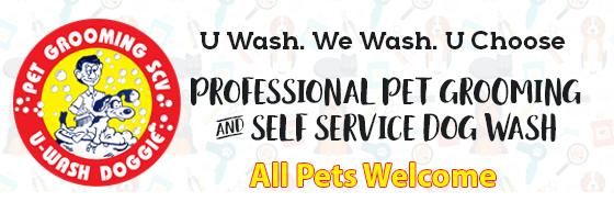 #1 Full Service Professional Grooming Santa Clarita – U-Wash Doggie ®